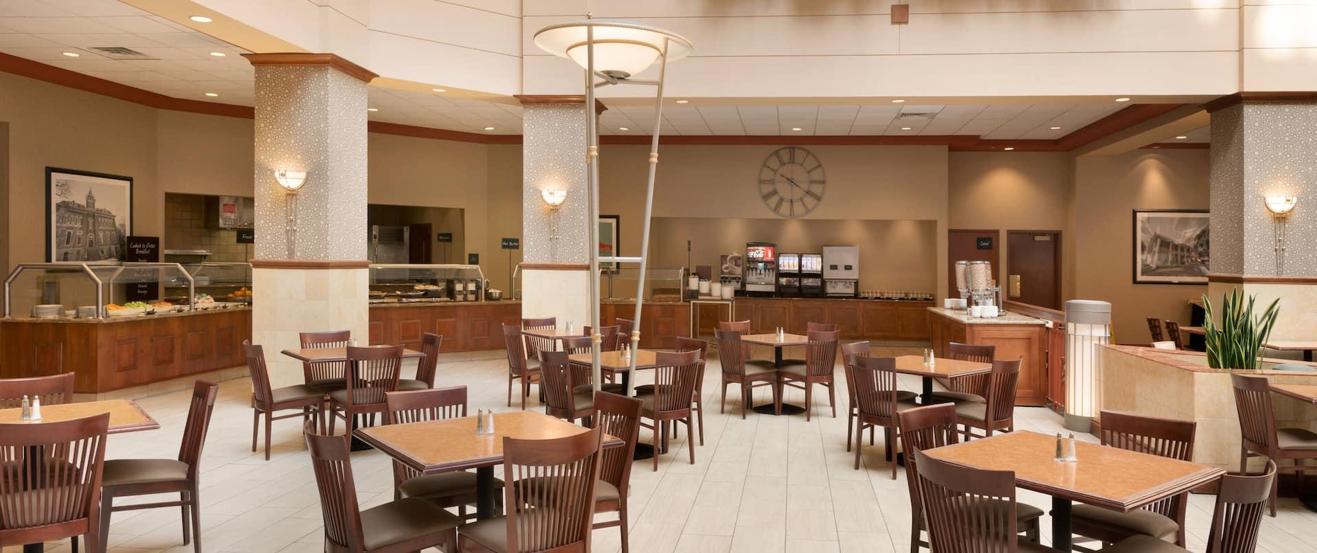 Breakfast Area Dining Area