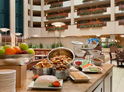 Managers Reception Buffet