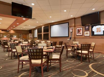 The Athletic Club Bar and Grill