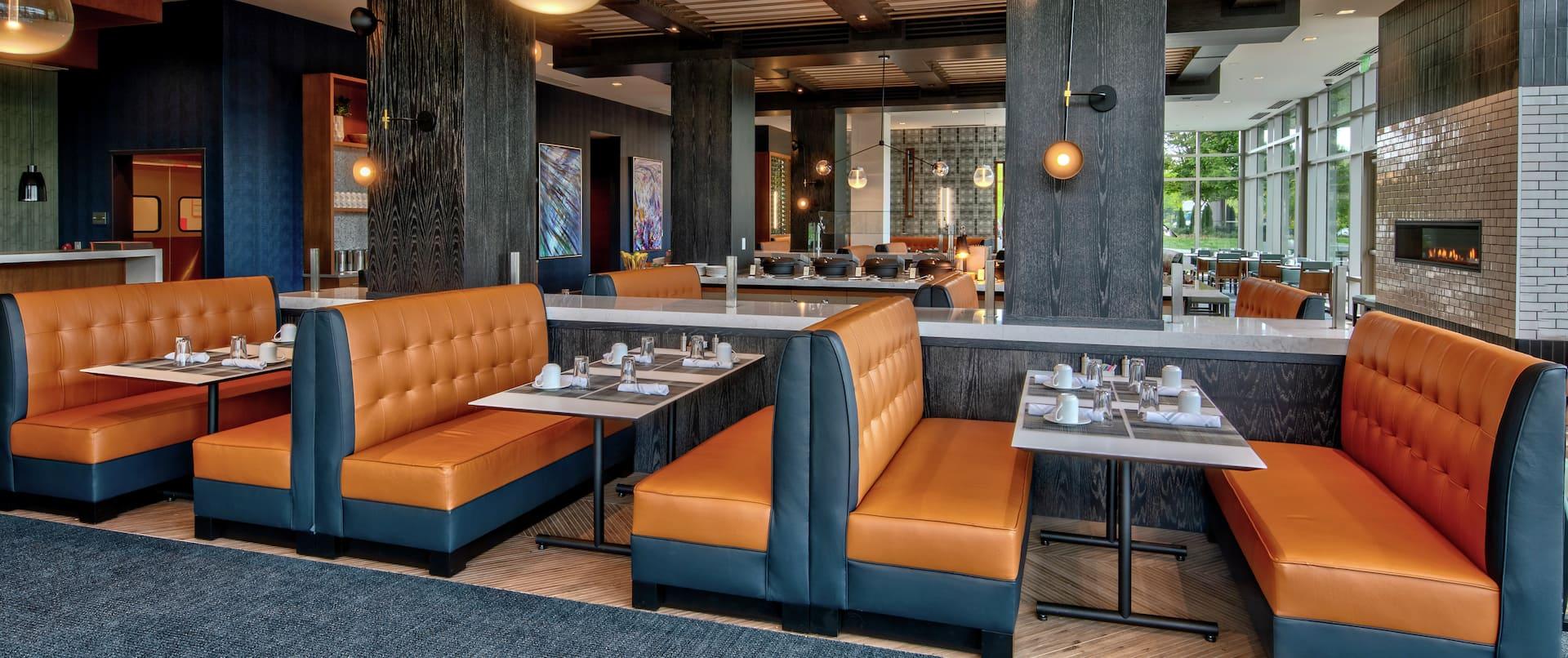 Härth Restaurant Seating