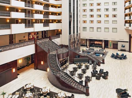 Lobby Seating Overview