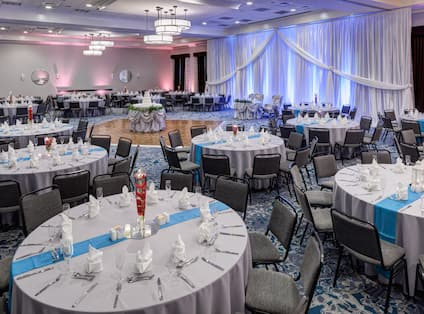 Banquet Space Ball Room