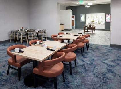 Conference Room Class room set up