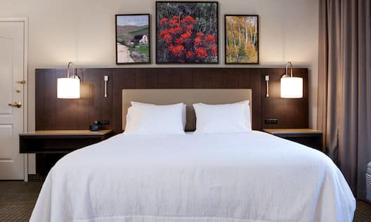 Suite Bedroom with King Bed