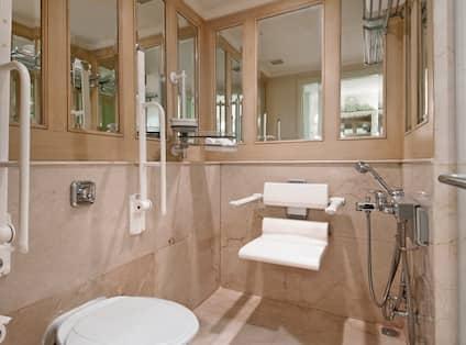 Accessible Guestroom Bathroom