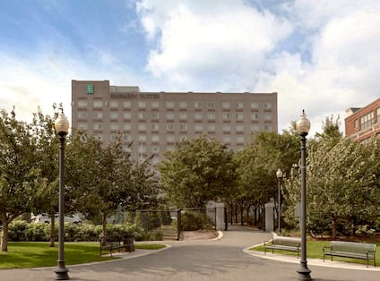 Hotel Exterior - Day