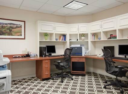 Guest Business Center