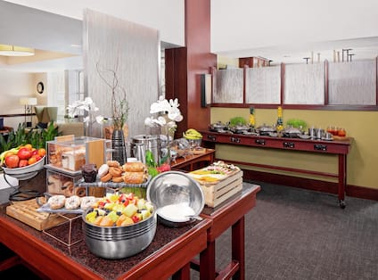 Full American Breakfast Buffet