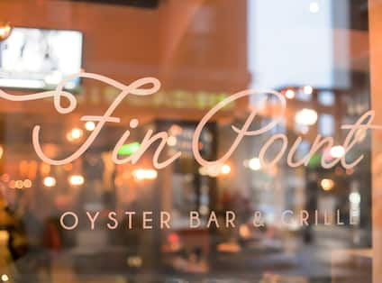 Fin Point Oyster Bar & Grille