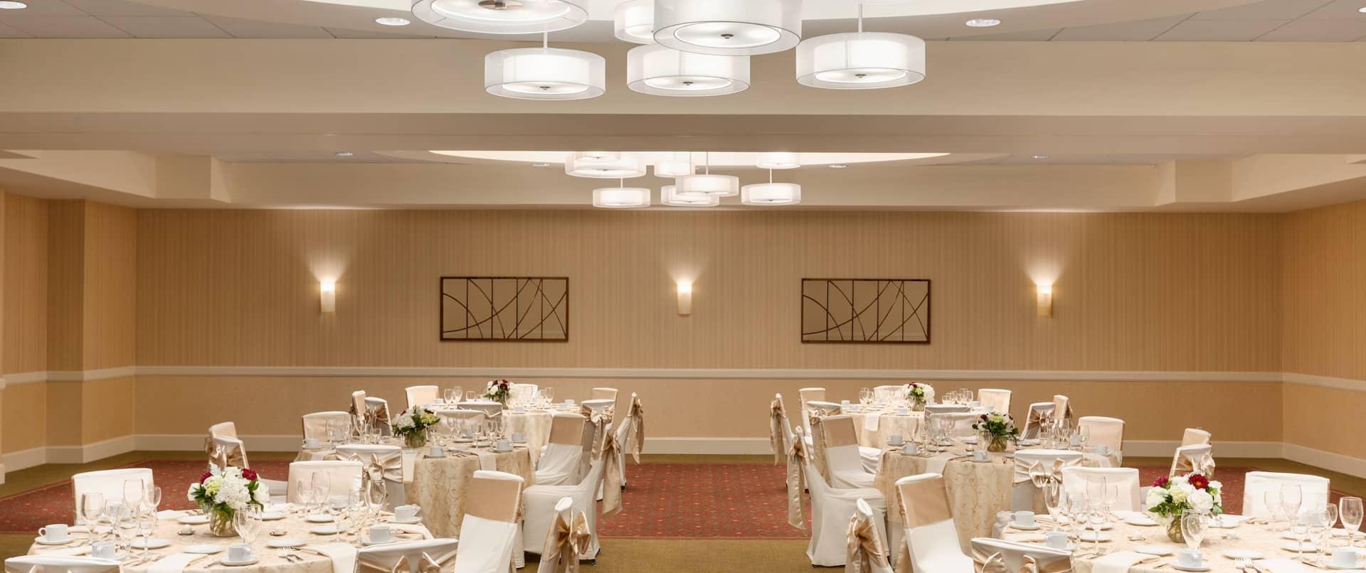 Embassy Suites Boston Waltham - Drake Ballroom