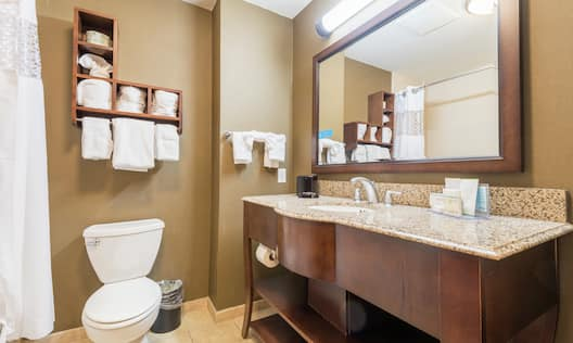 Standard Bathroom