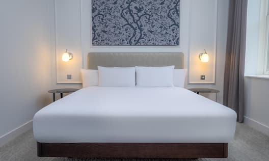 Double Guest Bed