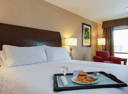 king room with Room Service