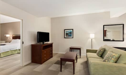 1 Bedroom Suite with Kitchen