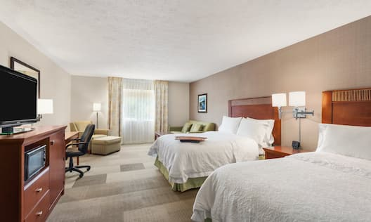 Family Suite with Double Beds