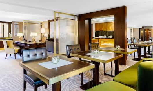 Executive Lounge View
