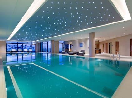 20-meter Pool at Eforea Spa