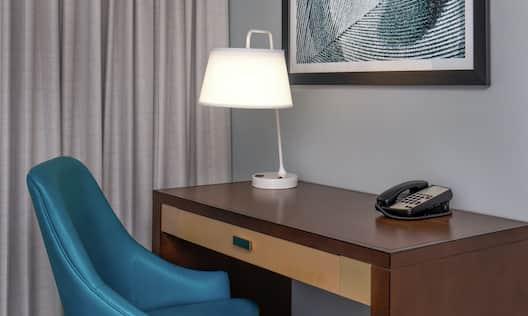 Guestroom Amenity Work Desk