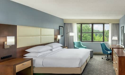 Stay in the Heart of Columbia Maryland at DoubleTree by Hilton