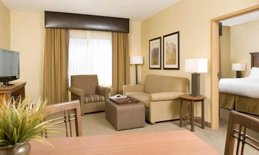 Suite Living Room, Sofa Bed