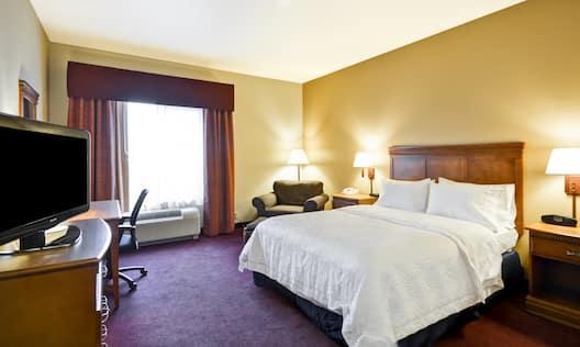 King Room, Hampton Inn Bozeman