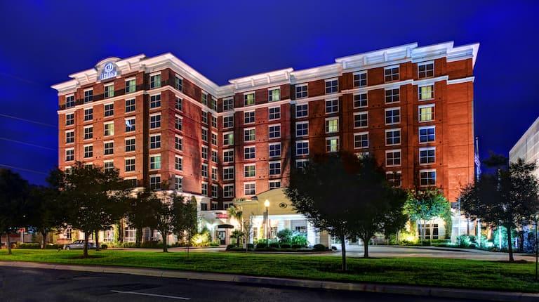 Hilton Columbia Center Hotel in Columbia, South Carolina