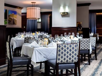 Ruth's Chris Dining Table