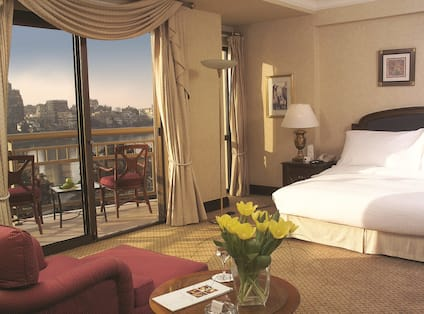 Executive King Bed Nile View room