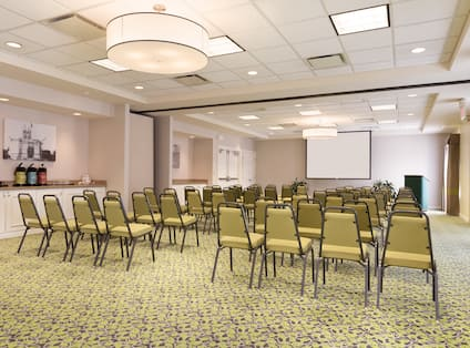 Meeting Room, Theater Style