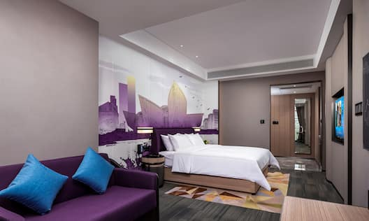 King Bed Business Suite