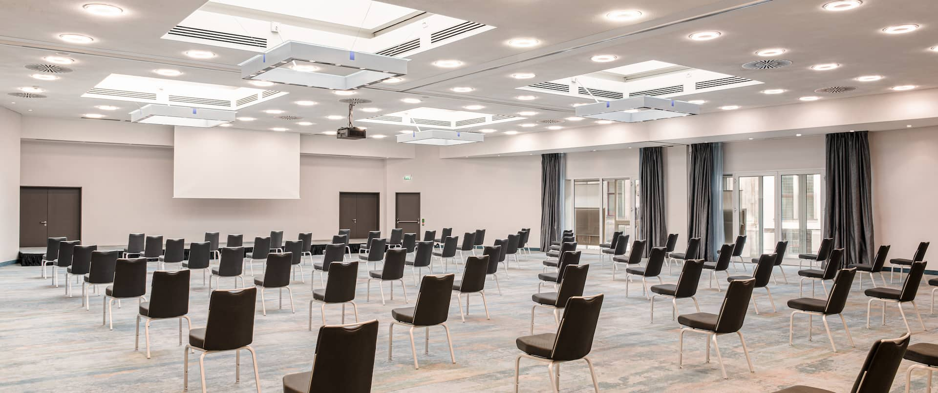 Hotel Meeting Space - Meeting Room with Chairs