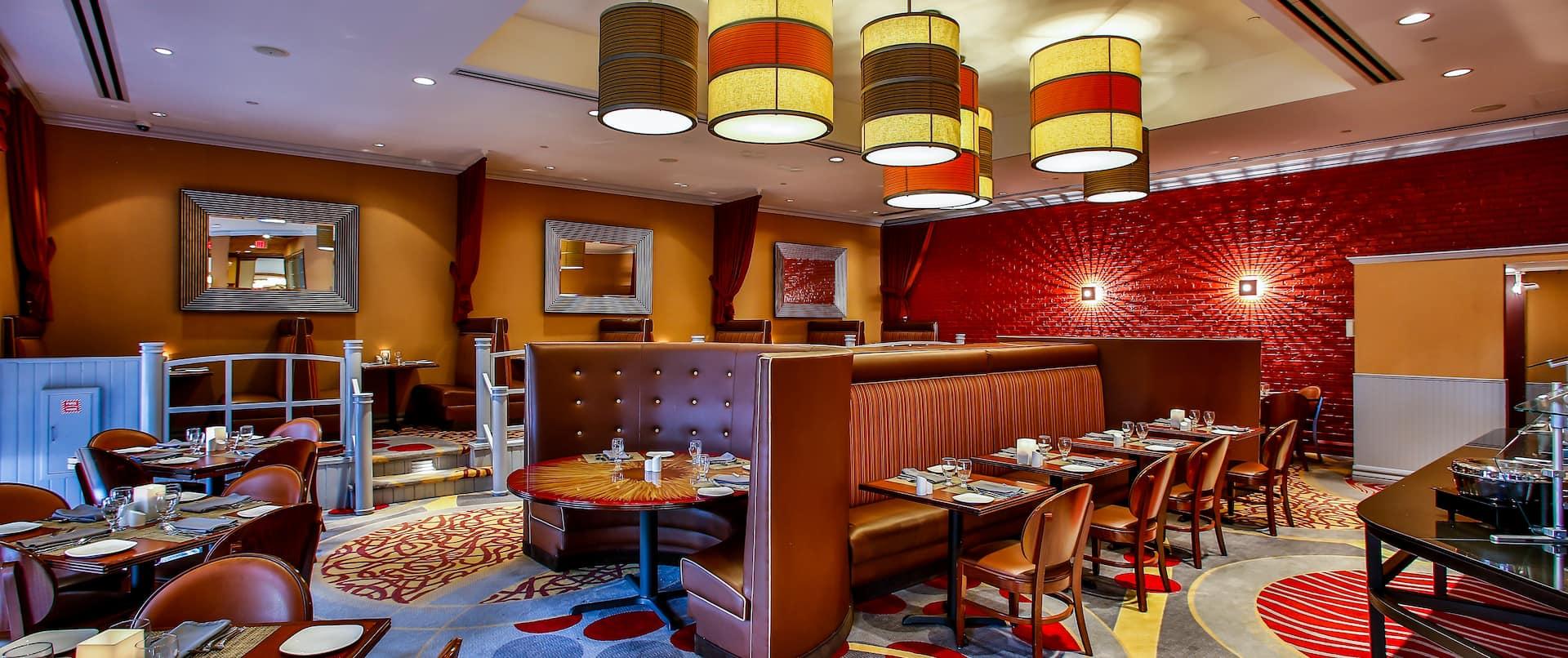 Allgauer's Restaurant Table View