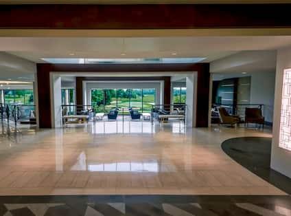 Lobby Golf View