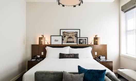One Bedroom Suite King Bed