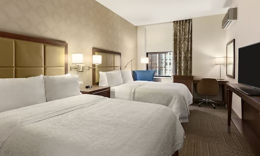 2 Double Guest Room