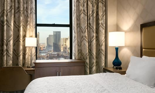 1 King Guest Room River View
