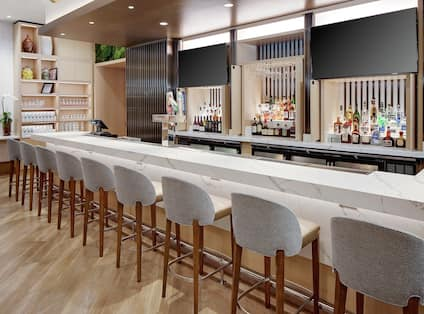 HotHouse Bar with Table and Chairs