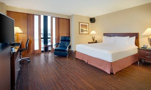 Alternate view of King Guestroom