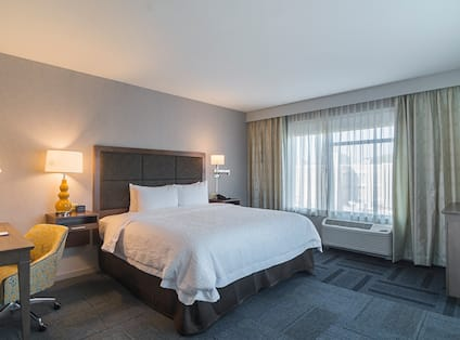 1 King Bed - Two Room Suite
