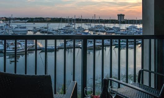 Waterview Harbour Balcony Room