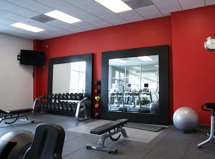 24 Hour Prector Fitness Center