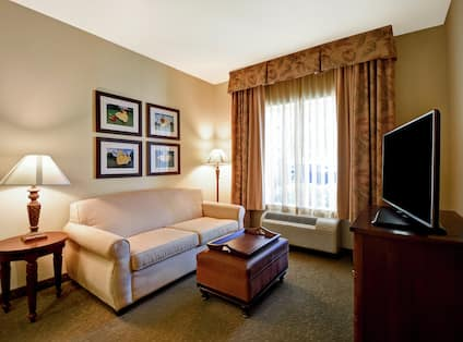 Suite Living Room Lounge