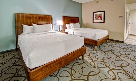 Accessible Queen Room