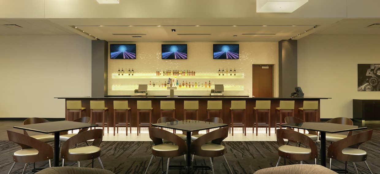 Lounge With Bar