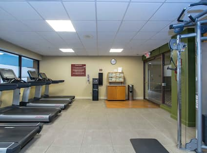 Workout Fitness Center