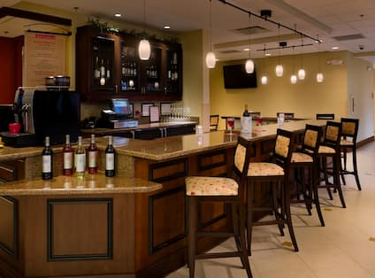 Great American Grill - Bar Area