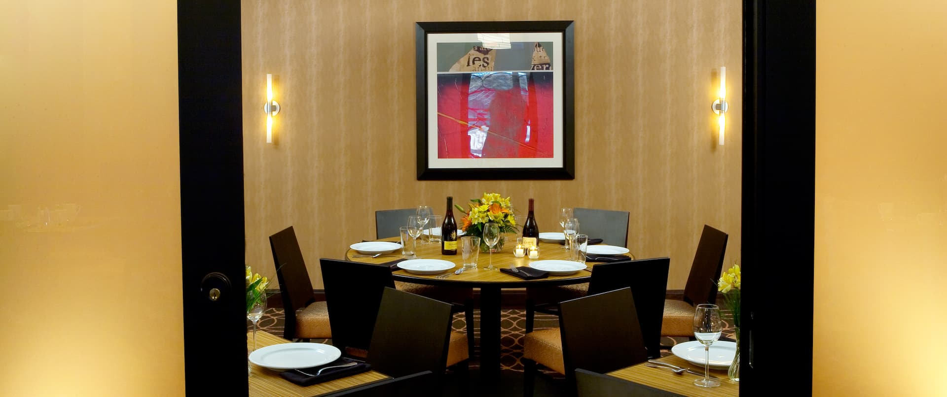 Stadium 3 Private Dining