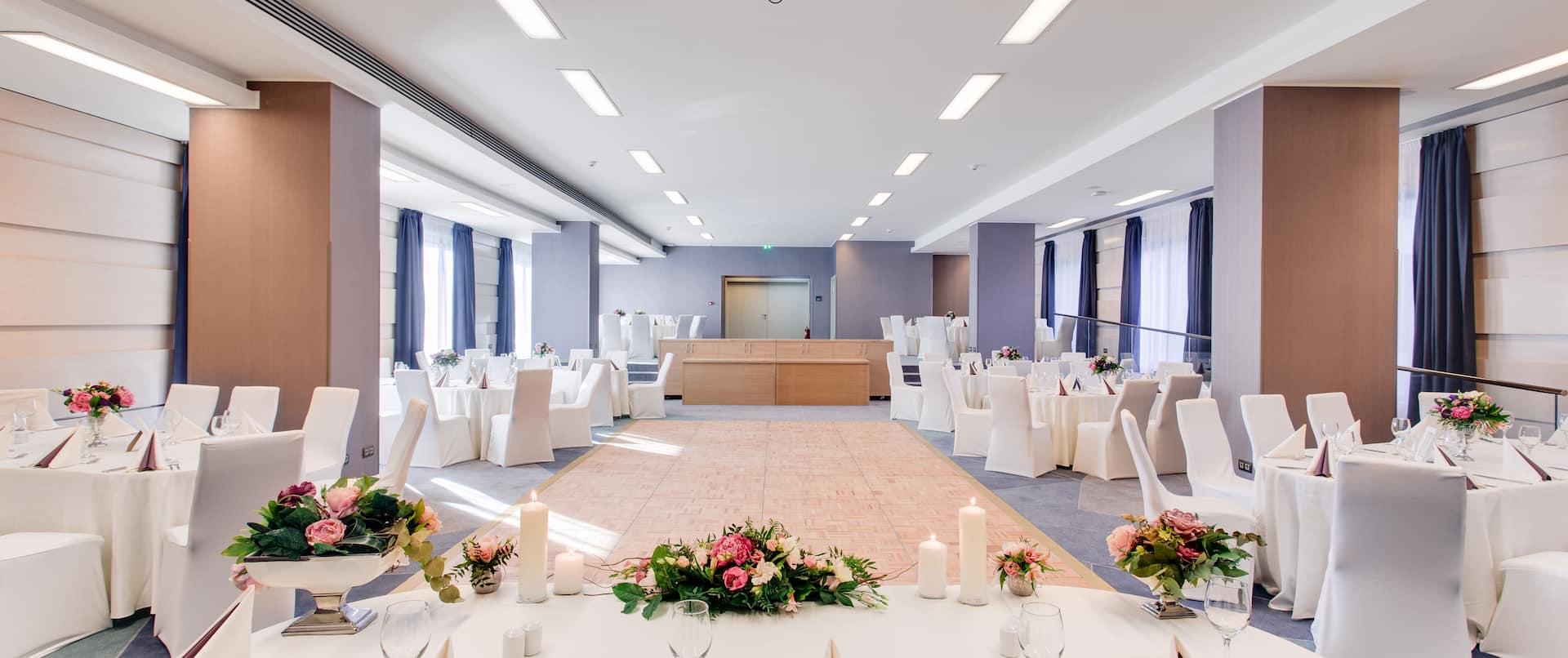 Ballroom Events Room