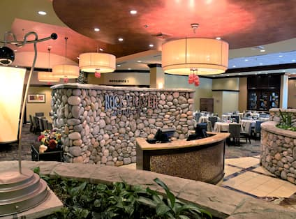 Rocky River Grille Reception Area
