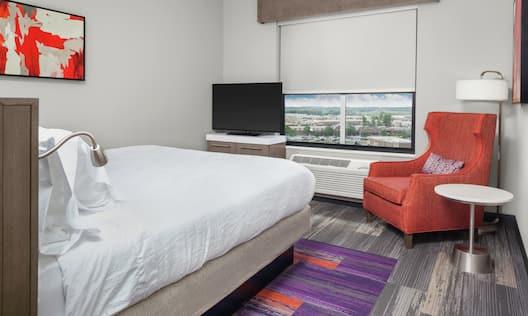 Premium King Room View